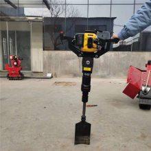 便携式断根起树机厂家 铲头式挖树机幼苗移栽机价格