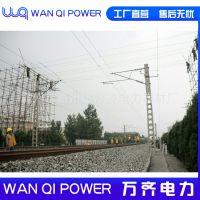 220kv线路跨越 输变电跨越架带电跨越架 铝合金立柱倒装提升架