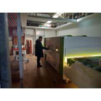 橱柜吸塑门板覆膜机 浮雕移门覆膜机