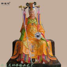 无声老母佛像厂家、黎山、皇极、太极、无极老母神像
