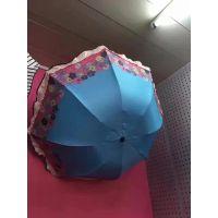 厂家直销 新款升级版春季雨伞 时尚潮流黑胶遮阳防晒伞 晴雨伞地摊热卖沙缇