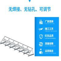 供应烈日之光太阳能光伏支架,3KW太阳能发电站系统支架及配件