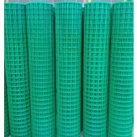 全国热销四川攀枝花多种孔径线径多种规格绿色包胶圈地荷兰网
