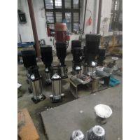 无负压二次给水泵 65CDL(F)32-20-2 2.2KW 河南省义马众度泵业 不锈钢材质