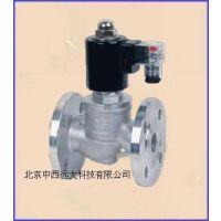 中西不锈钢电磁阀DN50 220V 型号:TB435-ZBSF库号:M403468