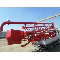 沧州正同同特生产布料机手动布料机12米15米布料机地泵管车泵管管卡