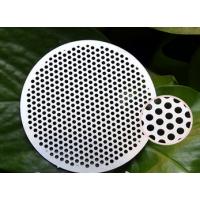 圆孔不锈钢网板