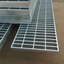304压焊钢格板 镀锌钢格板 排污格栅板