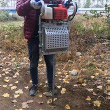 富兴 锯齿式汽油挖树机 小型轻便起苗机 大直径链条起树机