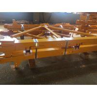 法国波坦塔吊L68系列片式标准节螺栓、Φ55销轴、扁头销、标准节爬梯工厂批发价