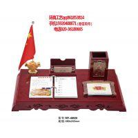 木质台历摆件定制,广州木质三件套摆件批发