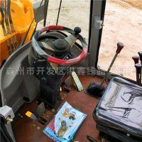 开封市栽电线杆挖坑机 售后有保障 洪鑫铲车安装电杆钻孔机厂家