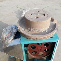 食品饮料加工设备电动石磨 鼎达豆浆石磨质量稳定