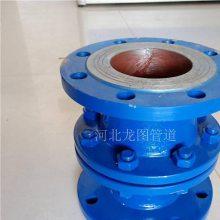 供应DN150 16kg天然气焊接阻火器