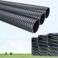 成都HDPE塑钢缠绕排水管厂家批发价格