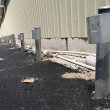 东莞乡村公路护栏定制 梅州波形梁规格 阳江驾校防撞栏价格东坑
