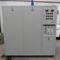 广东厂家直销高压点冷机配套纯水设备 机柜式反渗透RO设备找晨兴