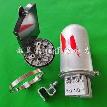 OPGW熔接盒48芯光纤接续盒光缆接头盒图片