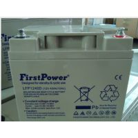 成都一电蓄电池代理商价格LFP12-55免维护铅酸电池12V55AH
