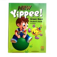 NEW YIPPEE Green(2级别) 带白板课件幼儿英语原版教材正版正品乐洋图书包邮