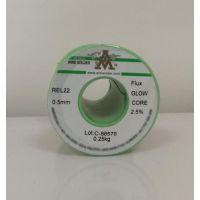 加拿大AIM REL22 Flux GLOWCORE 2.5%锡丝