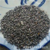 供应湖北武汉优质磁铁矿滤料 适用于大阻力配水系统 反冲洗时不易混层