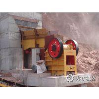 矿石破碎生产线用颚式破碎机设备