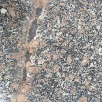 矿山直供 大量供应梨花红西丽红褐红色花岗岩 磨光面 B板板材