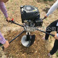 专业打洞机挖坑机 多功能机械 手提式挖坑机
