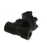 YG11H-800LBC美标锻钢高温高压Y型过滤器