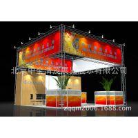 供应北京展架租赁-54平米展位桁架搭建。特价展位搭建,经济合理