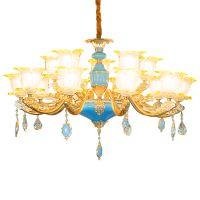 新鸿鑫新款卧室灯丽水客厅灯具安装餐厅灯饰品牌