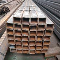 方管厂家供应大量方矩管 方钢管Q345b无缝方管 方矩管大口径