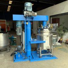11千瓦油压升降分散机 油漆分散机 胶水搅拌机 东莞厂家生产