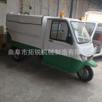 青县自卸式环卫垃圾车 拓锐全封闭清扫车