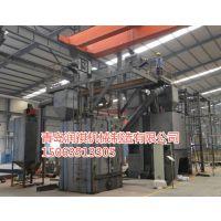 供应Q37系列吊钩式抛丸除锈设备-青岛润祺机械
