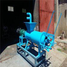 改进后固液自动分离机 新型螺旋固液分离机 润华渣液脱水机