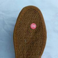 四川棕鞋垫厂批发天然除臭山棕鞋垫