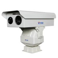 油田防盗,港口码头管理监控系统,边防安全,溢油探测监控8-10公里双光谱重载云台摄像机