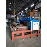 荣高D32-L3自动喷涂机 铸管钢管焊管自动喷锌喷涂加工