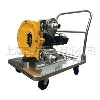 上海工业软管泵-高锰酸钾软管泵-自来水厂专业输送高锰酸钾泵