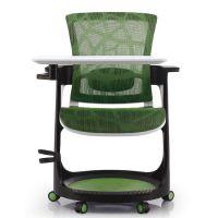 培训写字板椅 联友SKATE学习记录椅 网布办公会议椅批发
