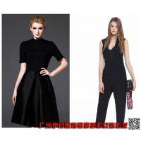 品牌高端女装欧时力广州哪里有清仓货源批发