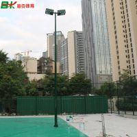 江门8米篮球场灯杆灯柱900元一根 led篮球场投光灯价格预算