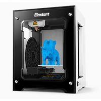 全金属架构 Einstart-S桌面 3D打印机 打印精度达到0.15-0.35(mm)