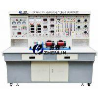 ZLBU-123 电机及电气技术实训装置 上海振霖