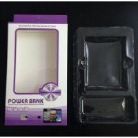 广州厂家定制移动电源纸盒吸塑包装 防静电电源包装盒 开窗彩盒