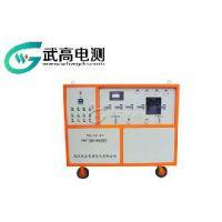武汉武高电测SF6气体回收净化充放装置