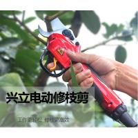 兴立918电动剪刀、电动修枝剪、锂电果树剪、园艺剪sca2