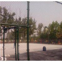 球场隔离栅 镀锌篮球场围网立柱设计图纸